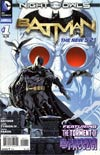 Batman Vol 2 Annual  #1  (Night Of The Owls Tie-In)