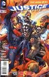 Justice League Vol 2 #9 Regular Jim Lee Cover