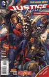 Justice League Vol 2 #9 Combo Pack With Polybag