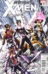 Astonishing X-Men Vol 3 #50 Regular Dustin Weaver Cover