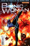 Bionic Woman Vol 2 #3 Regular Paul Renaud Cover