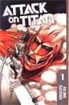 Attack On Titan Vol 1 GN