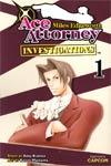 Miles Edgeworth Ace Attorney Investigations Vol 1 GN