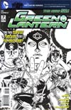 Green Lantern Vol 5 #7 Cover C Incentive Doug Mahnke Sketch Cover
