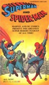 Superman Spider-Man Novel-Sized GN