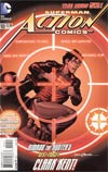 Action Comics Vol 2 #10 Cover A Regular Rags Morales Cover