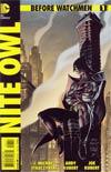 Before Watchmen Nite Owl #1 Cover A Regular Andy Kubert & Joe Kubert Cover