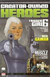 Creator-Owned Heroes #1 1st Ptg Regular Phil Noto Cover