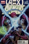 Avengers Academy #31 Regular Giuseppe Camuncoli Cover (Avengers vs X-Men Tie-In)