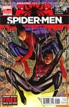 Spider-Men #1 Cover A 1st Ptg Regular Jim Cheung Cover