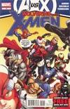 Wolverine And The X-Men #12 (Avengers vs X-Men Tie-In)