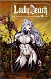 Lady Death Vol 3 #18 Regular Renato Camilo Cover