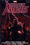 New Avengers Omnibus Vol 1 HC Book Market David Finch Cover