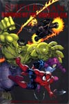 Spider-Man Revenge Of The Sinister Six HC Premiere Edition Book Market Cover