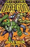Savage Dragon Invasion TP