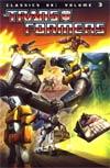 Transformers Classics UK Vol 3 TP