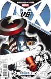 Avengers vs X-Men #1 Cover D Variant Team Store Avengers Cover
