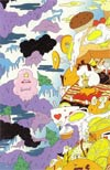 Adventure Time #3 Cover E Incentive Michael DeForge Virgin Variant Cover