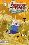 Adventure Time #3 Cover A Regular Cover