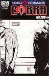 Cobra #12 Incentive Antonio Fuso Sketch Cover (Cobra Command Aftermath)