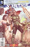 Justice League Vol 2 #8 Incentive Mike Choi Variant Cover