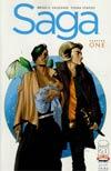 Saga #1 Cover E 3rd Ptg