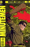 Before Watchmen Minutemen #2 Cover C Combo Pack With Polybag