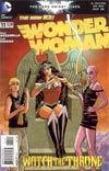 Wonder Woman Vol 4 #11 Regular Cliff Chiang Cover
