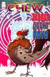 Chew Secret Agent Poyo #1 1st Ptg Regular Rob Guillory Cover