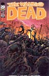 Walking Dead #100 1st Ptg Regular Cover F Bryan Hitch