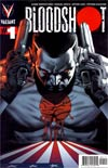 Bloodshot Vol 3 #1 1st Ptg Regular Arturo Lozzi Cover