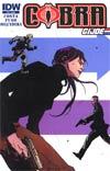 Cobra #15 Regular Antonio Fuso Cover