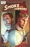 Smoke And Mirrors #5 Regular Ryan Browne Cover