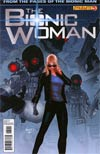 Bionic Woman Vol 2 #5 Regular Paul Renaud Cover