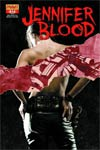 Garth Ennis Jennifer Blood #17 Regular Tim Bradstreet Cover
