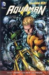 Aquaman (New 52) Vol 1 The Trench HC