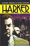 Harker Book Of Solomon HC
