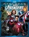 Marvels The Avengers Blu-ray Combo DVD