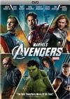 Marvels The Avengers DVD