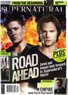 Supernatural Magazine #34 Aug / Sep 2012 Newsstand Edition