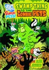 DC Super-Pets Swamp Thing vs The Zombie Pets TP