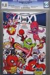 Avengers vs X-Men #1 Cover S Midtown Exclusive Skottie Young Wraparound Variant Cover CGC 9.8