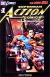 Action Comics Vol 2 #1 Cover D Retailer Incentive Black Border Variant Cover