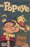 Popeye Vol 3 #1 Incentive Diamond Retailer Summit Variant Cover (all copies have slight corner crease - sold as is)