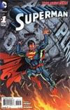 Superman Vol 4 #1 3rd Ptg