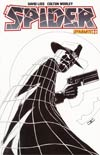 Spider #1 Incentive John Cassaday Black & White Cover