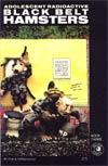 Adolescent Radioactive Black Belt Hamsters #3 Cover A Regular Version Cover