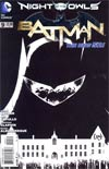 Batman Vol 2 #9 Cover E Incentive Greg Capullo Sketch Cover (Night Of The Owls Tie-In)