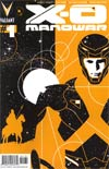 X-O Manowar Vol 3 #1 Cover E Incentive David Aja Variant Cover