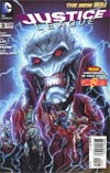 Justice League Vol 2 #9 Incentive Carlos Danda Variant Cover